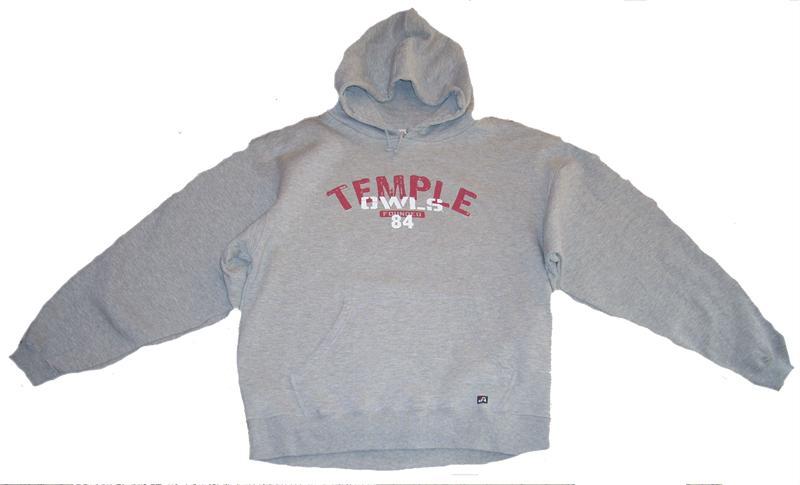 Temple university hoodies