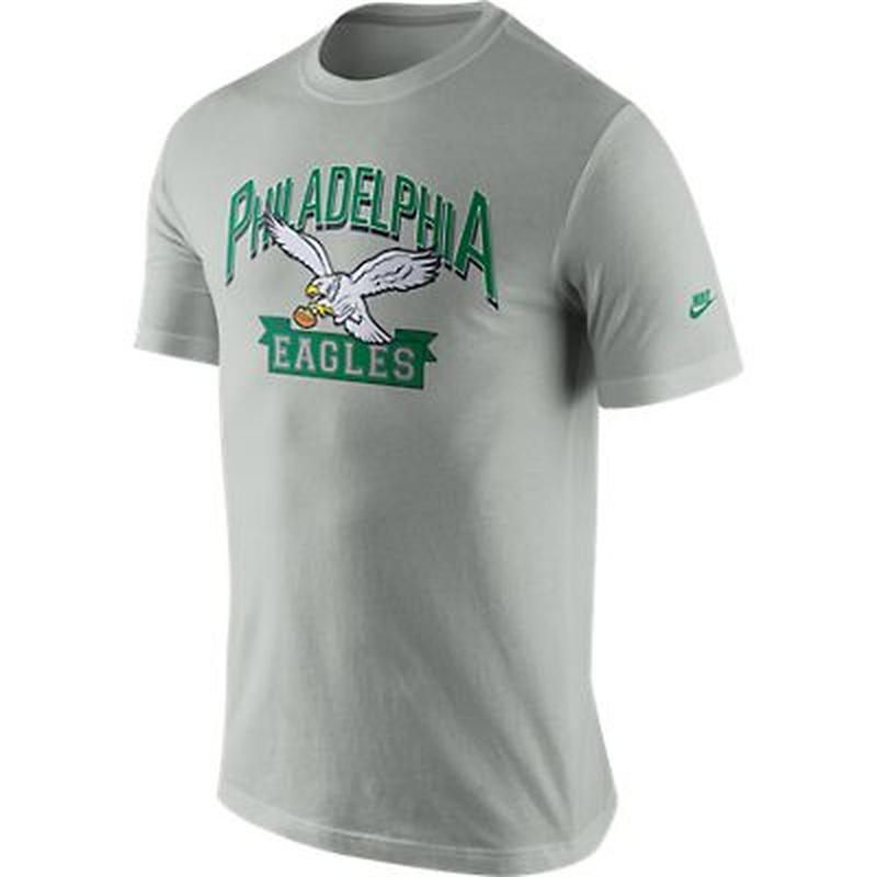 Eagles shirts for Old school nike shirts