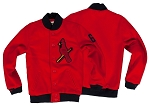 Authentic Wool St. Louis Cardinals Coat by Mitchell & Ness