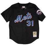 Mike Piazza 2000 Authentic Mesh BP Jersey New York Mets