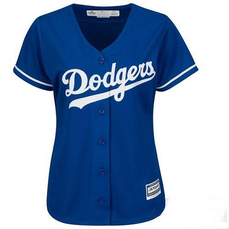 Home  MLB   LA Dodgers Bellinger Women s Royal Blue Jersey e9bb00f3328