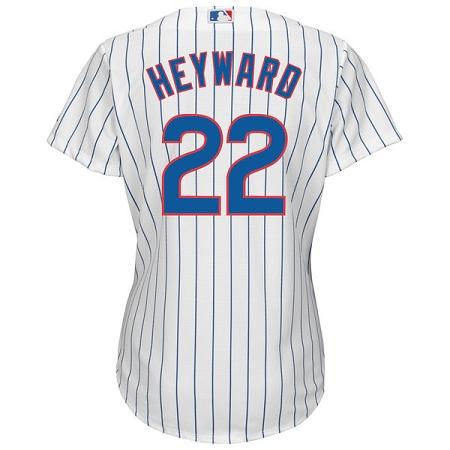 best website 53f53 5bbff Cubs Heyward Women's Jersey