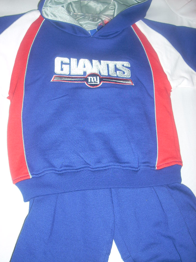 Giants Baby & Toddler Sweatsuit