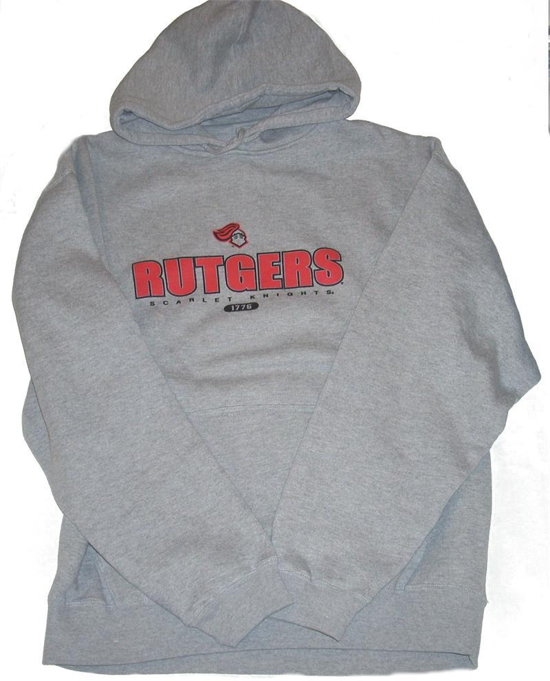 Rutgers hoodie