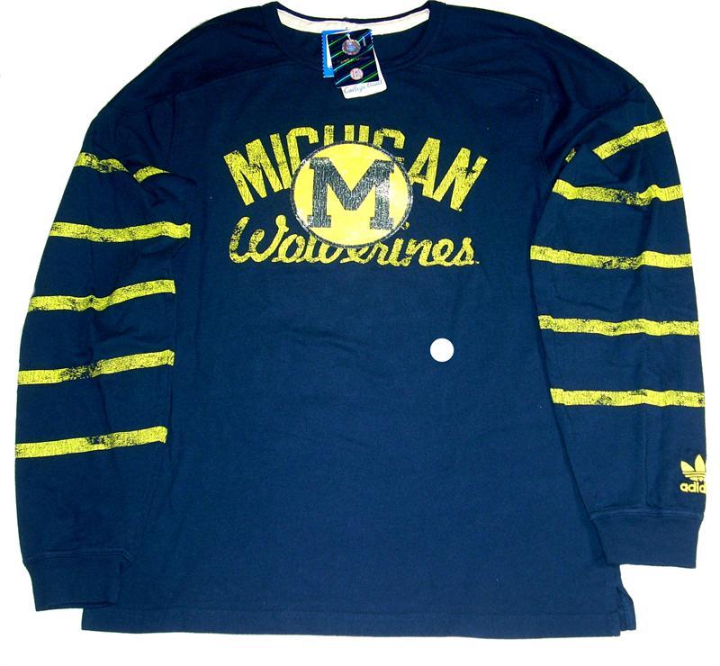 University Of Michigan Vintage Shirts
