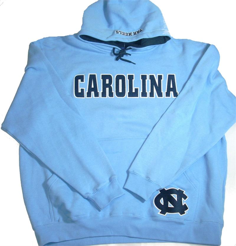 University Of Carolina Hooded Sweatshirt