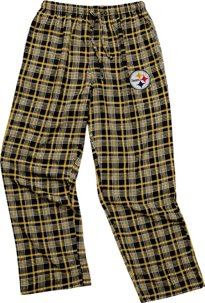 Steelers Flannel Pajama Pants