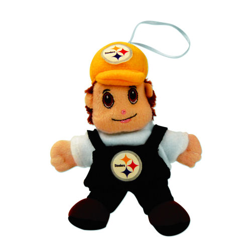 Pittsburgh Steelers Mascot Christmas Ornament