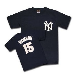 Thurman Munson Youth Shirt
