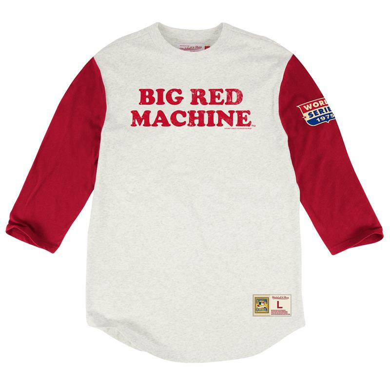 Cincinnati Reds 3/4 Sleeve Shirt