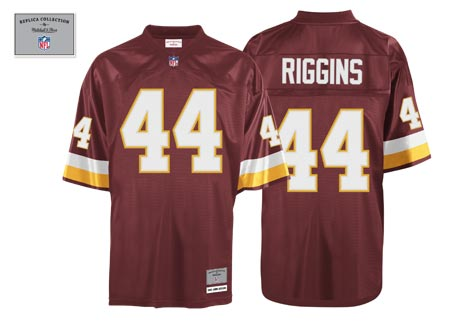 John Riggins Vintage Jersey By Mitchell and Ness
