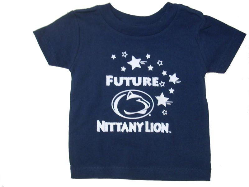 Penn State Future Nittany Lion Kids Shirt (infant and toddler sizes)