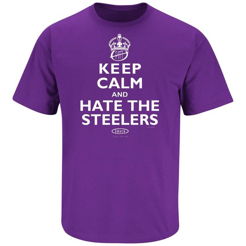 Ravens Fans Keep Calm Shirt
