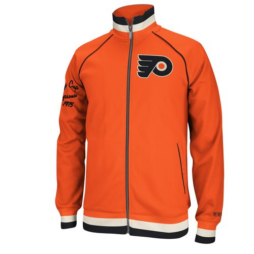 Philadelphia Flyers Stanley Cup Championship CCM Track Jacket