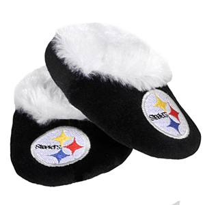 Steelers Baby Booties