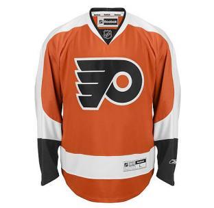 new style 7276b 293e2 Philadelphia Flyers Authentic Home Jersey