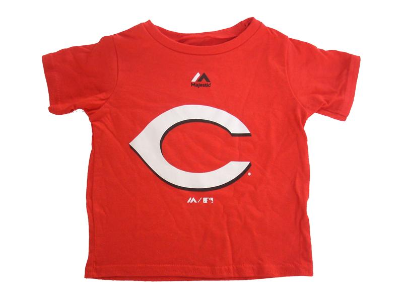 Cincinnati reds sportsteamsrus cincinnati reds personalized baby tee negle Image collections
