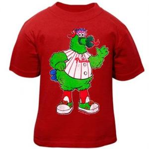 Phillies Phanatic Baby Shirt (Personalization Available)