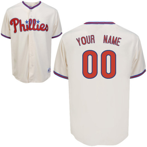 Phillies Alternate Home Jersey