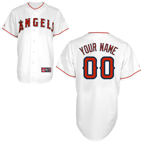 Los Angeles Angels Personalized Baby Jerseys