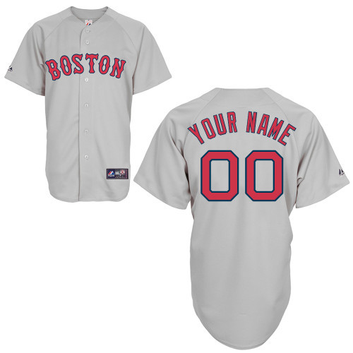Red Sox Road Jersey