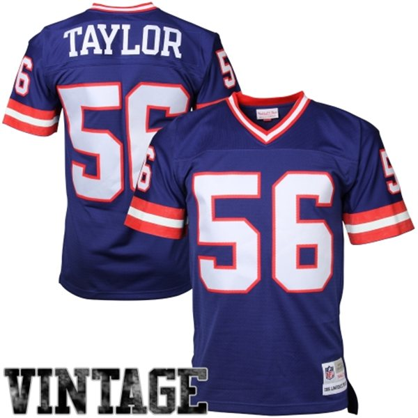 wholesale dealer 64968 fac1f Lawrence Taylor Jersey