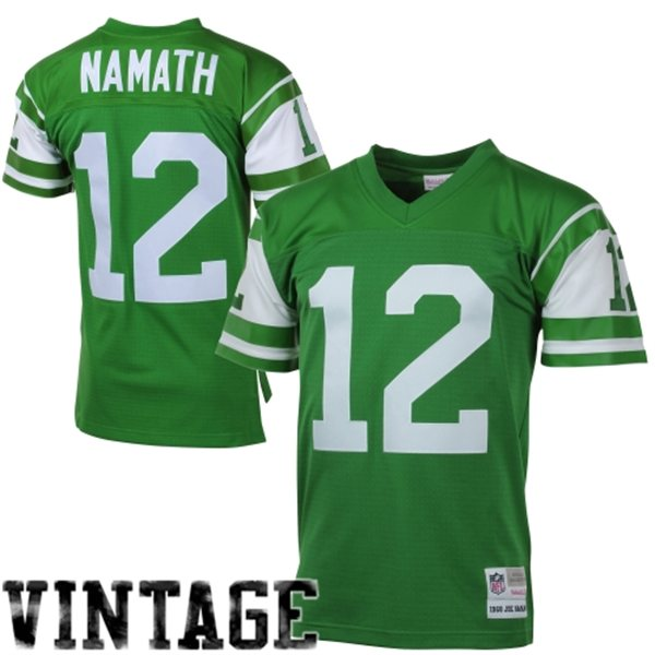 Joe Namath 1968 Jersey By Mitchell and Ness