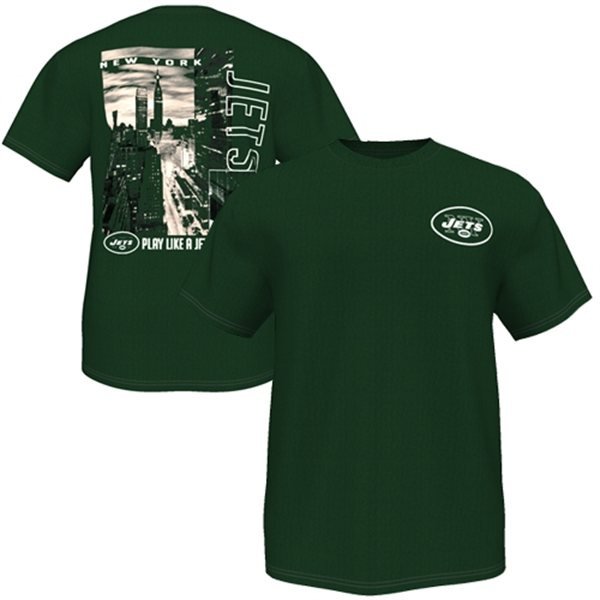 Jets Duo Cityscape Shirt