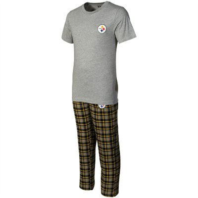 Steelers 2 Piece Pajama  Gift Set