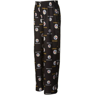 Steelers Childrens( size 4-7) Pajama Pants