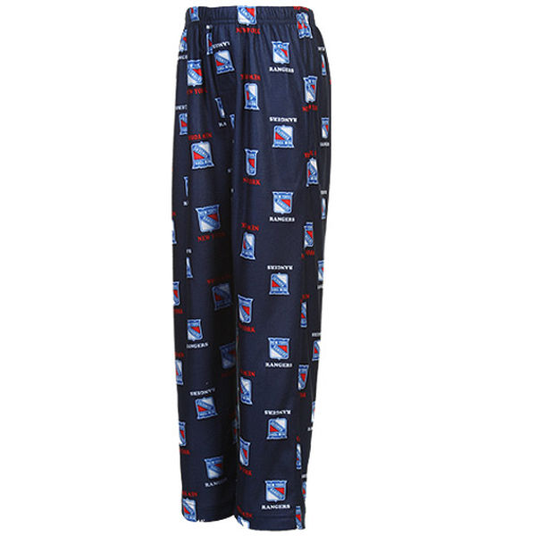 New York Rangers Youth Pajama Pants