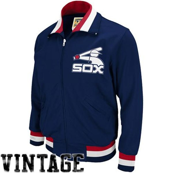 Chicago White Sox 1986 Authentic BP Jacket