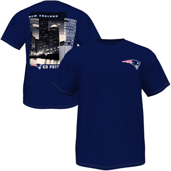 New England Patriots City Of Boston Shirt