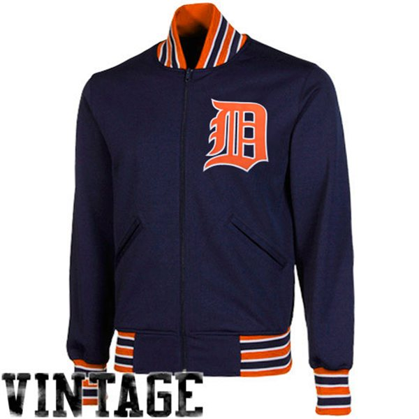 Detroit Tigers 1991 BP Jacket