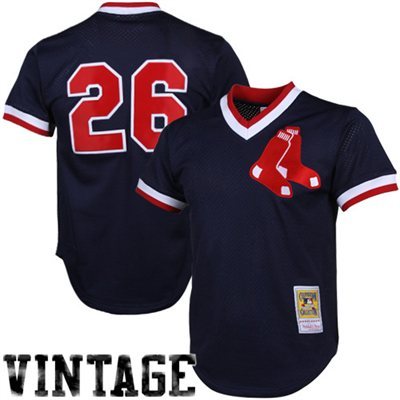 Wade Boggs Authentic BP Jersey
