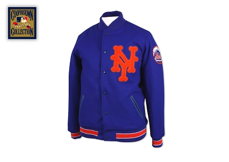 huge selection of 83388 a8c51 Mets Authentic Wool Jacket Vintage 1969 by Mitchell and Ness