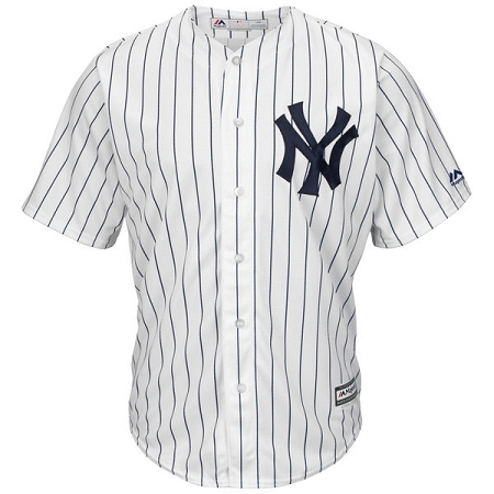New York Yankees Babe Ruth Kids Jersey