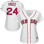 David Price Women's Red Sox Jersey