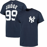 Yankees Judge Boys Youth Shirt