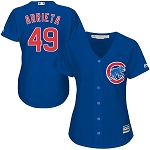 Cubs Arrieta Women's Royal Jersey