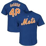 New York Mets Jacob deGrom Youth Shirt