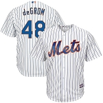 NY Mets Jacob deGrom Jersey