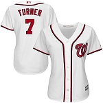 Washington Nationals Trea Turner Women's Jersey
