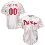Phillies Personalized Youth Jersey