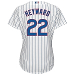 Cubs Heyward Women's Jersey