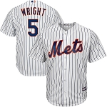 NY Mets Wright Youth Jersey