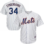 NY Mets Noah Syndergaard Youth Jersey