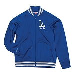 LA Dodgers Men's Jacket Mitchell & Ness
