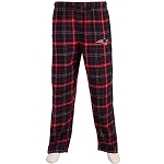 Patriots Flannel Pajama & Lounge Pants for Men