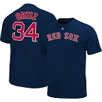 David Ortiz Youth Player Shirt